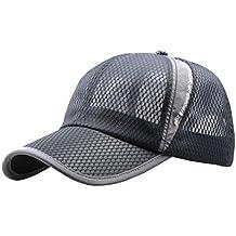 NINGSUN Cap Ningsun Uomini e Donne All aperto Vacanza Parasole Cappello da  Sole Asciugatura Veloce Ventilazione 4f105c128cf3