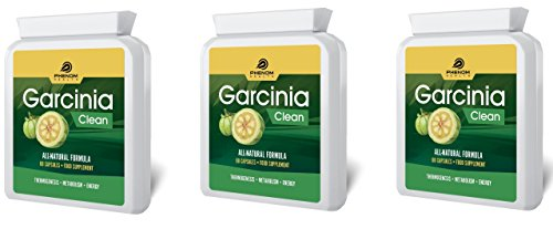 Garcinia Clean (3X 60 Capsules) 3 Month Supply
