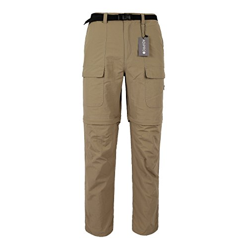 quick-dry-pants-adiprod-mens-water-repellent-lightweight-convertible-cargo-shorts-hiking-pants-khaki
