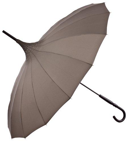 VON LILIENFELD Regenschirm und Sonnenschirm Pagode