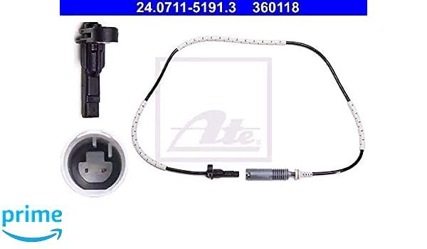 Raddrehzahl ATE 24.0711-5191.3 Sensor