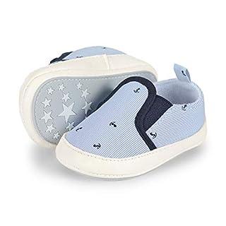 Sterntaler Jungen Baby-Schuh Slipper, Blau (Himmel 2301926), 20 EU