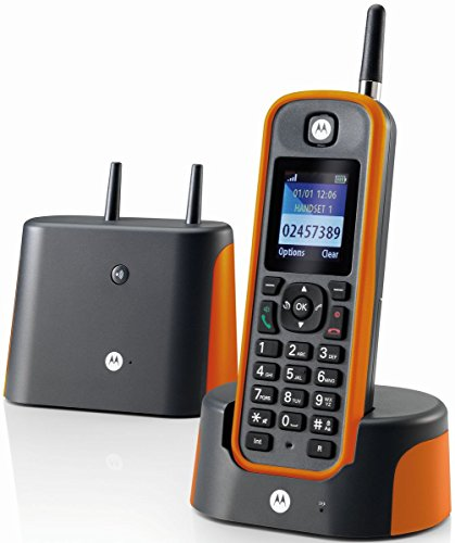 Lenovo O201–Teléfono inalámbrico (DECT)