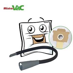 10x Sacs Aspirateur + buse Flex Convient pour Rowenta RO 3841, 3845/11Compact Power
