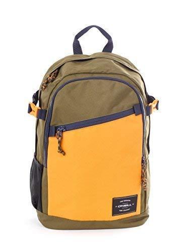 O´Neill Rucksack Backpack Ranzen Easy Rider grün gepolstert Basic 21L
