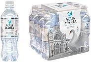 Aqua Maria - Still Natural Mineral Water 12 x 0.5L   Premium Healing Water from Czech Republic   High Quality