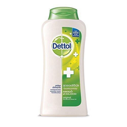 Dettol Original PH Balanced Anti-Bacterial Shower Gel (200ML)