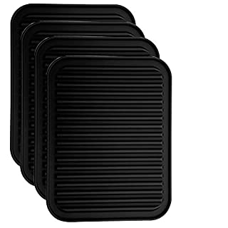 Silicone Pot Holder, Trivet Mat, - Waterproof, Heat Insulation, Non-Slip, Tableware Pad Coasters - 9