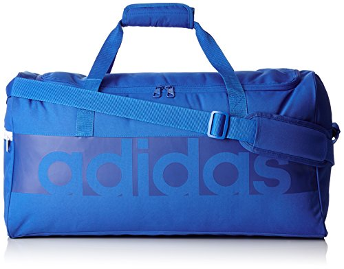 adidas Erwachsene Tiro Linear Team-Tasche, Blue/Bold Blue, 22 x 57 x 30 cm, 37.6 L