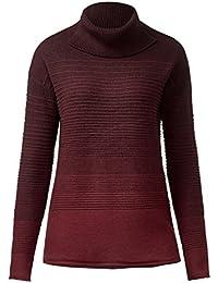 CECIL Damen Pullover mit Rollkragen