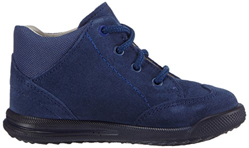 Superfit AVRILE MINI, Sneaker per neonati Unisex - bambino Blu (Blau (WATER 87))
