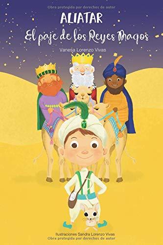 Aliatar: El paje de los Reyes Magos por Vanesa Lorenzo Vivas
