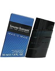 bruno banani Magic Man Eau de Toilette Natural Spray, 50 ml