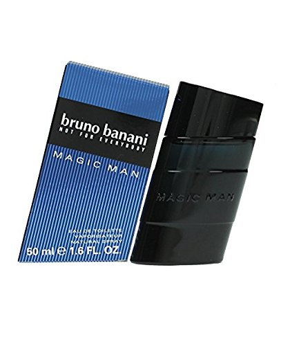 bruno banani Magic Man Eau de Toilette Natural Spray, 50 ml - Design-weihrauch-set