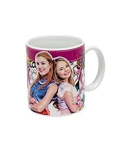Joy Toy 66936figuras and charactere Maggie & Bianca Taza de cerámica (320ml) en paquete de regalo 12x 9x 10cm