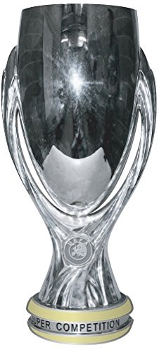 UEFA supercup super cup pokalreplika arrière - 150 mm