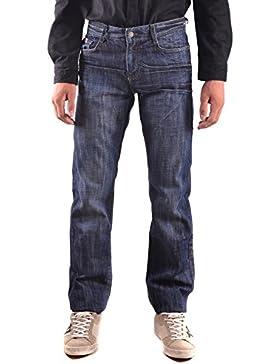Richmond Hombre MCBI256129O Azul Algodon Jeans