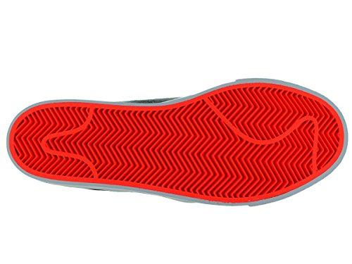 Nike  333824 026, Sneakers homme Noir / jaune / noir (anthracite / doré métallique - noir - pourpre vif)