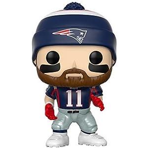 NFL Figura de vinilo Julian Edelman Patriots Home Funko 20294