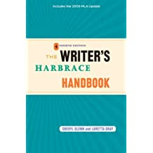 The Writer's Harbrace Handbook: Includes the 2009 MLA Update