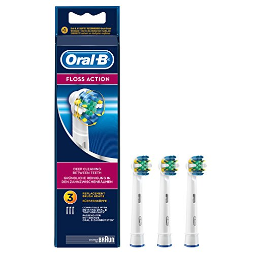 Oral-B FlossAction EB25 - Pack de 3...