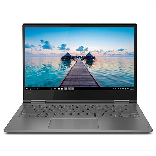 Lenovo YOGA 730-13IWL Notebook con Processore Intel I5-8265U, RAM 8 GB, SSD 256 GB, Scheda Video Condivisa, Display 13.3