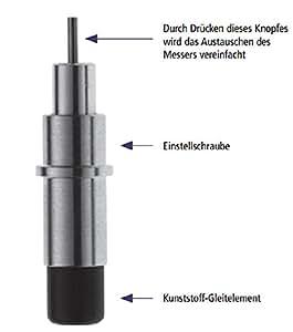 Plotter coltello Summa Serie T, Messerhalter T-Serie ( 391-663 )
