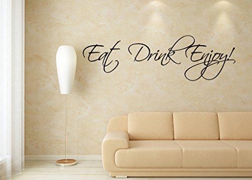 Aoligei Englische Persönlichkeit kreatives Wohnzimmer Schlafzimmerdekoration Wandaufkleber