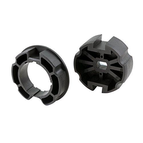 Preisvergleich Produktbild 3T-MOTORS Adapter 78 mm für Markisen-Rundwellen,  Adaptersatz rund,  Mariksen-Zubehör,  Montagematerial Markisenantrieb,  passend für 3T-MOTORS Serie 3T45