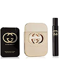 Gucci Guilty femme/woman Set (Eau de Toilette (75 ml), Bodylotion (100 ml), Eau de Toilette Pen (7,4 ml))
