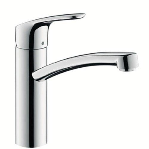 Preisvergleich Produktbild hansgrohe Focus Einhebel-Küchenmischer, Komfort-Höhe 160mm, für offene Warmwasserbereiter, chrom