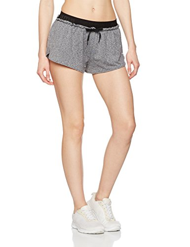 Puma pantaloncini transition drapey donna w, donna, transition drapey shorts w, puma black, m