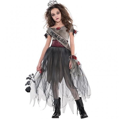 Mädchen Teenager Prombie Queen, Halloween-Kostüm, 14/16 (Teenager Kostüme)