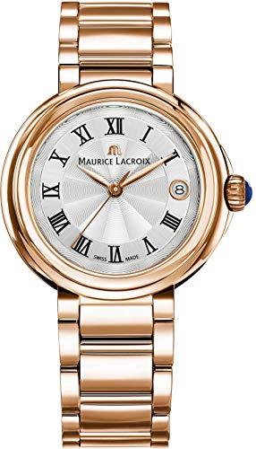 Maurice Lacroix Fiaba Round FA1007-PVP06-110-1 Orologio da polso donna Molto elegante