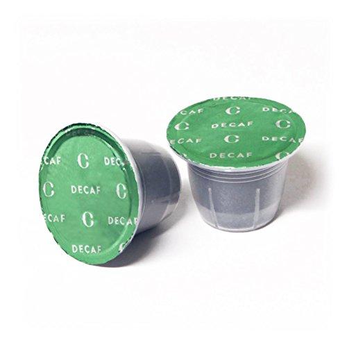 Choose CRU Kafe Nespresso Compatible Pods Organic Fairtrade Coffee by CRU Kafe