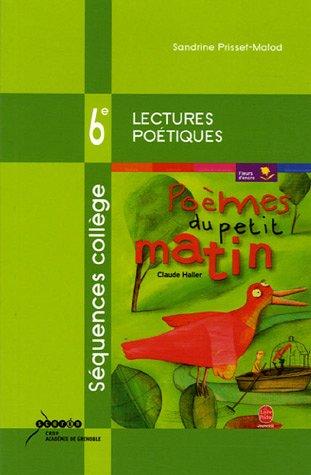 Lectures poétiques