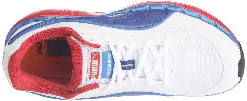 Puma Faas 500, Unisex - Erwachsene Laufschuhe Weiß - Blanc (30)