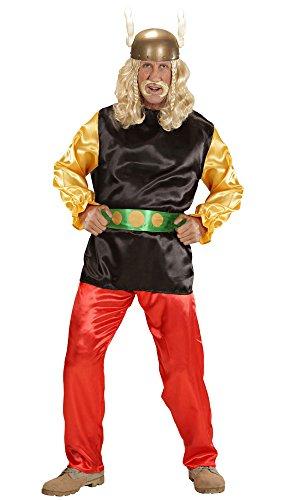 Imagen de widman  disfraz de vikingo para hombre, talla m
