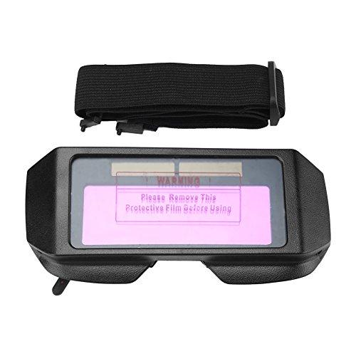 Gafas para soldador - Soldadura solar con oscurecimiento automático Gafas TIG MIG...