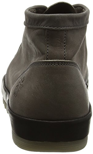FLY London Mipa698fly, Desert Boots Homme Gris (Grey Black)