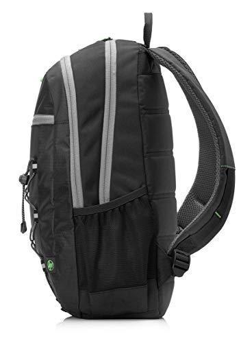 HP Active 15.6-inch Laptop Backpack (Black) Image 3