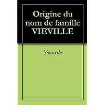 Origine du nom de famille VIEVILLE (Oeuvres courtes)