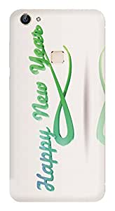 WOW Printed Designer Mobile Case Back Cover For Vivo X6S