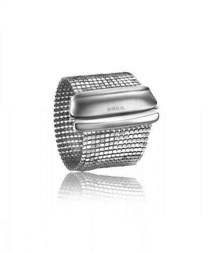 Breil TJ1265 - Bracciale da donna, acciaio inossidabile, 16,8 cm