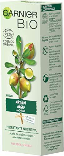 Garnier BIO Crema Hidratante Aceite Argán Aloe Vera
