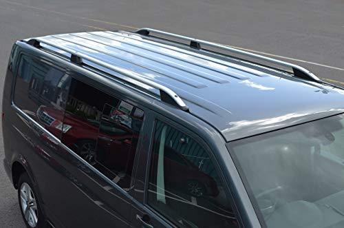 Pour VW t6 Multivan à partir de 2015 Brossé norme SEUILS INOX CHROME