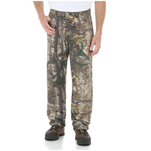 Wrangler Progear Herren Jeans Camo 5 Pockets - - 33W x 32L - Wrangler Jeans Men Tall