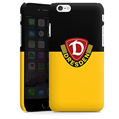 Apple iPhone X Silikon Hülle Case Schutzhülle Dynamo Dresden Fanartikel Fußball Premium Case matt