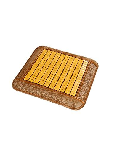 Tapis Xiaolin d'été Été Plus épais Mahjong Coussin de Chaise de Bureau Chaise d'étudiant de Bureau de Bureau Coussins d'éponge Respirant de Voiture de Maison