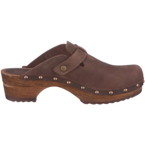 Sanita Kristel open 455205-78, Chaussures mixte adulte Marron-TR-A4-219